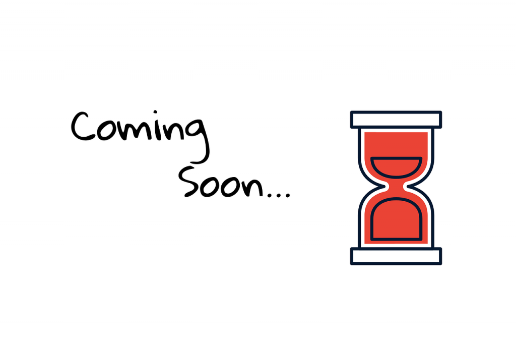 coming soon hour glass, we are coming soon hour glass, red hour glass white background-4721933.jpg